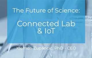 SciNote and Gilson connected lab & IoT